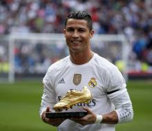 Роналду: «Считаю себя самым лучшим»
