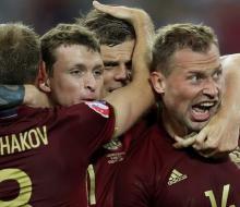 Россия вырвала ничью у Англии
