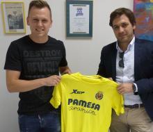 Черышев перешел из «Реала» в «Вильярреал»