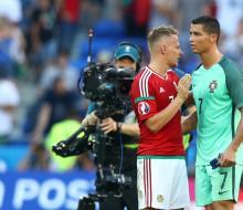 Венгрия сыграла вничью с Португалией