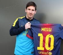 Месси заявил, что постарается провести в «Барселоне» много лет