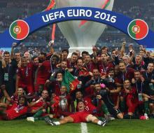 Португалия стала чемпионом Европы по футболу