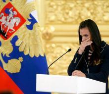 Исинбаева: «Чистый спорт есть, он существует, я тому прямое доказательство»