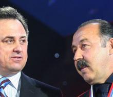 Мутко: «Газзаев сказал, что он фаворит? Значит, я второй»