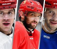 Овечкин стал капитаном сборной России по хоккею