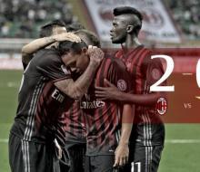 «Милан» победил «Лацио» и вышел на третье место