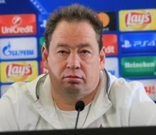 """Слуцкий: «Акинфеев готовится к игре с """"Монако""""»"""