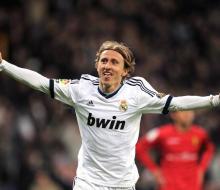Модрич и «Реал» продлят контракт до 2020 года