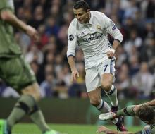 Роналду не смог отличиться голом в разгроме «Легии»