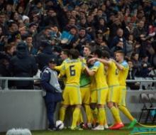 «Астана» сыграла вничью с «Олимпиакосом»