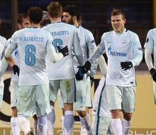 «Зенит» победой над «Дандолком» обеспечил выход в плей-офф Лиги Европы