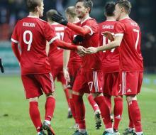 Бубнов: «По самоотдаче и игровой дисциплине вопросов к сборной России нет»