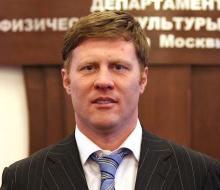 Анохин избран на пост вице-президента РФС