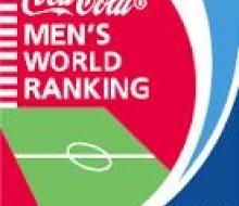 Россия опустилась на 56-ю строчку рейтинга сборных ФИФА