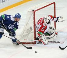 «Динамо» на родном льду уступило «Донбассу»