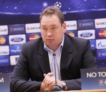 Слуцкий: «Есть большое чувство огорчения и разочарования из-за результата сегодн