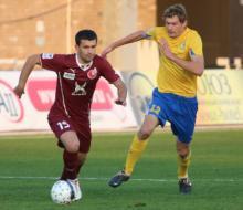 «Рубин» продолжил безвыигрышную серию вылетом из Кубка России