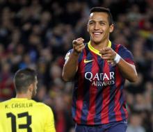 «Барселона» победила в каталонском дерби