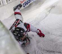 В Москве пройдет чемпионат мира по скоростному спуску на коньках Red Bull Crashe