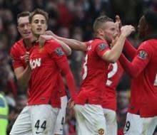 «Манчестер Юнайтед» обыграл дома «Вест Хэм»