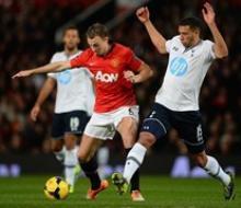 «Манчестер Юнайтед» проиграл «Тоттенхэму» на родном поле