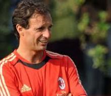 «Милан» уволил Аллегри с поста главного тренера