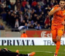 «Реал» на выезде обыграл «Эспаньол» в первом матче 1/4 Кубка Испании