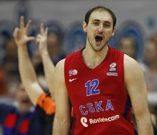 ЦСКА нанес первое поражение в сезоне «Реалу»