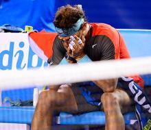 Надаль уступил Вавринке в финале Australian Open