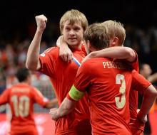 Россияне обыграли Испанию и вышли в финал ЧЕ по футзалу
