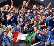 Россия уступила Италии в финале ЧЕ по футзалу