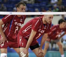 Россияне одолели сербов и во втором поединке