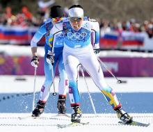 Шведские лыжницы приносят первую золотую медаль своей стране