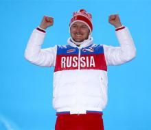Во вторник на ОИ в Сочи Россия завоевала одну серебряную медаль