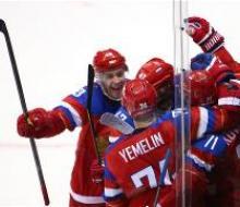 Никулин не попал в состав на матч против сборной Финляндии