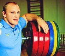 Татарстанский тяжелоатлет Андрей Деманов выступит на Универсиаде 2013