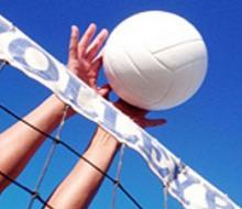В волейболе сильнейшими оказались камполянские учителя
