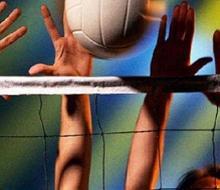 Ветераны волейбола провели товарищеский матч в Казани