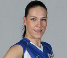 Капитаном сборной в Лондоне станет волейболистка казанской команды Мария Борисен