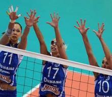 Волейболистки казанского «Динамо» и румынского «Томиса» сыграют в Лиге чемпионов