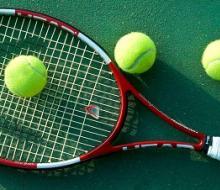 Стартовал международный теннисный турнир ITF среди мужчин