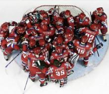 В сборную отправятся 6 хоккеистов-татарстанцев