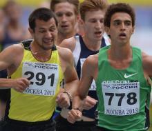 Ринас Ахмадеев из Татарстана выиграл ЧР по легкой атлетике в беге на 5000 м