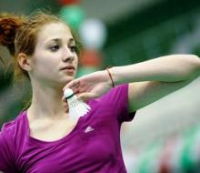 Виктория Воробьева выиграла Всероссийский турнир по бадминтону в Уфе
