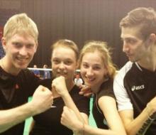 На чемпионате Европы по бадминтону студенты из Татарстана завоевали «бронзу»