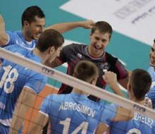 В матче Лиги чемпионов у «Зенит-Казань» третья победа