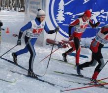 Нижнекамские лыжники завоевали «серебро» второго тура чемпионата Татарстана