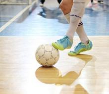 Мусульмане провели турнир по мини–футболу