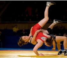 На турнире по вольной борьбе Дахия Чинкина завоевала «золото»