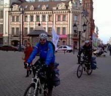 Казанские велопутешественники преодолели 9 тыс. км и добрались до Алабамы